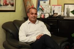 Mr. Vinod Ghori(Aqua Parentral)